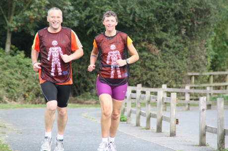 Run, jog or walk for Redditch Lions' latest Halloween event