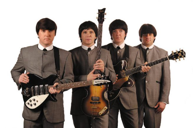 Here Comes the Sun – Mersey Beatles roll back the years to Abbey Road