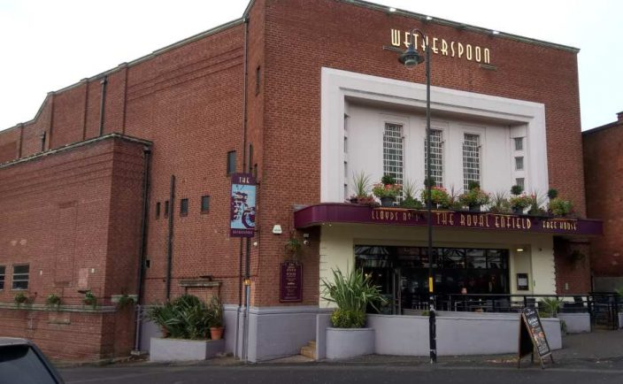 Royal Enfield pub on Unicorn Hill to get £800,000 makeover