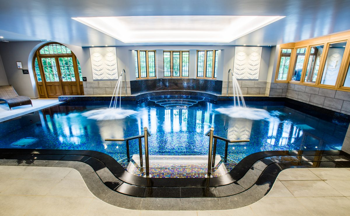 Luxury And Tranquility In The Heart Of Warwickshire With Brand New Spa The Redditch Standard