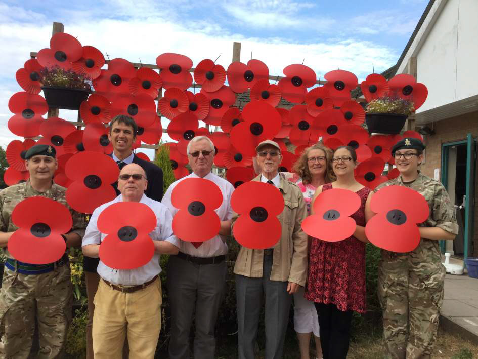Podcast: Find out what's happening on Remembrance Sunday in Redditch thumbnail.