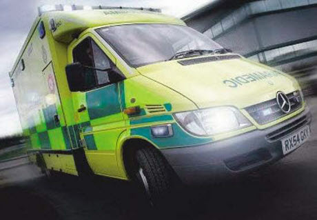 Redditch man suffers serious injuries after crashing motorcycle on Unicorn Hill