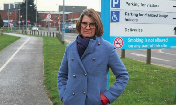 Health chief rejects Redditch MP's claims about hospital services not delivering