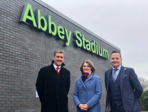 Redditch MP Rachel Maclean meets chief executive to discuss Birmingham 2020