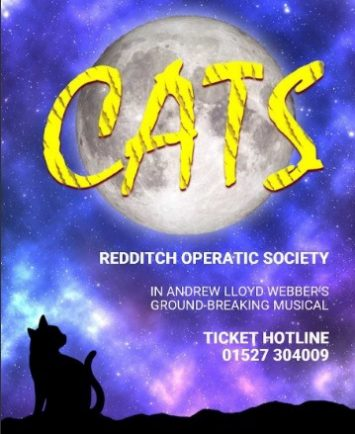 Curtain call for wannabe Cats as top Lloyd Webber show comes to Redditch