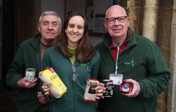 Redditch Foodbank appeals as 'hardest winter yet' looms on horizon