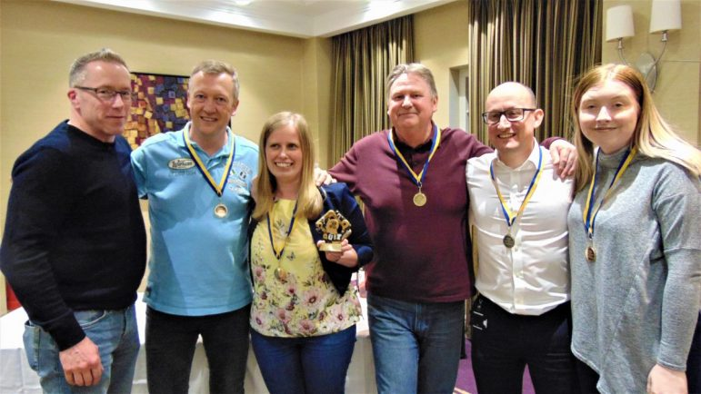 Charity quiz night raises £2,500 for Primrose Hospice