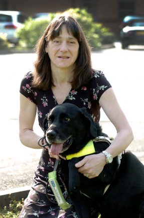 Guide dog user felt 'like a leper' after being 'turned away' by 360 Play