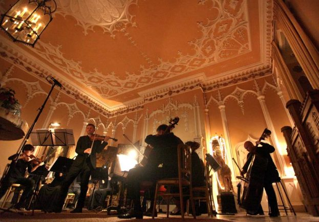 Classic Baroque with Orchestra of the Swan String Quintet heads to Palace Theatre