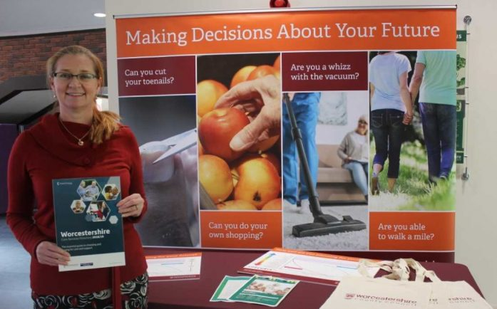 County Council organises Roadshow to help people stay healthy