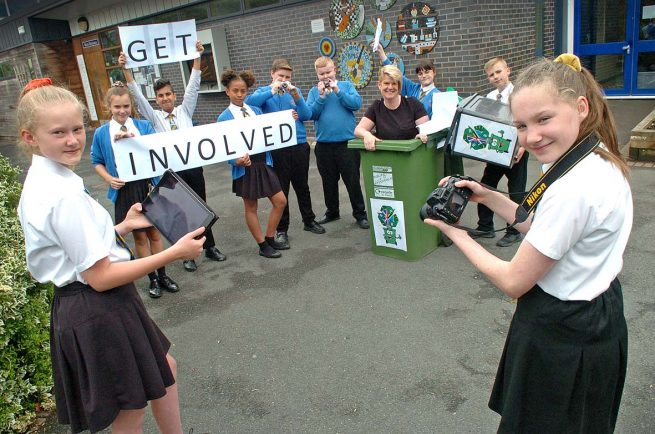 One World – Redditch Rethinks Rubbish Expo 2019 set to inspire