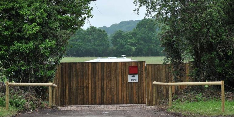 Travellers put in retrospective application for Redditch Road site