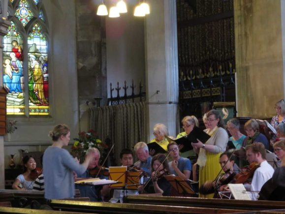 Redditch Choral Society midsummer concert hailed as one of the best