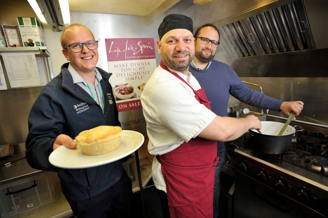A healthy meal and plenty to do on the menu in Redditch this summer