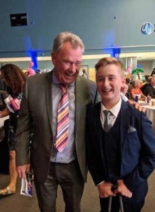 Generation CAN awards sees double success for caring Redditch school