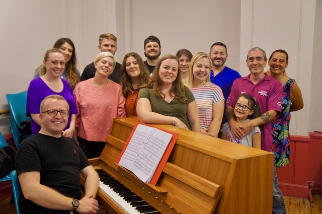 Saying it in song: Encore! holding night of fabulous music in aid of CCSHF