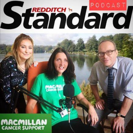 Podcast! How her dad's diary got Redditch charity hero Sonia running