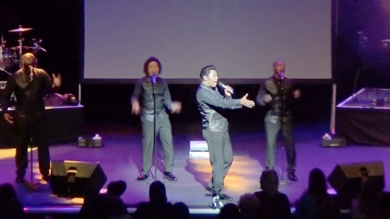 All the hits and more as legendary band The Drifters head for Redditch