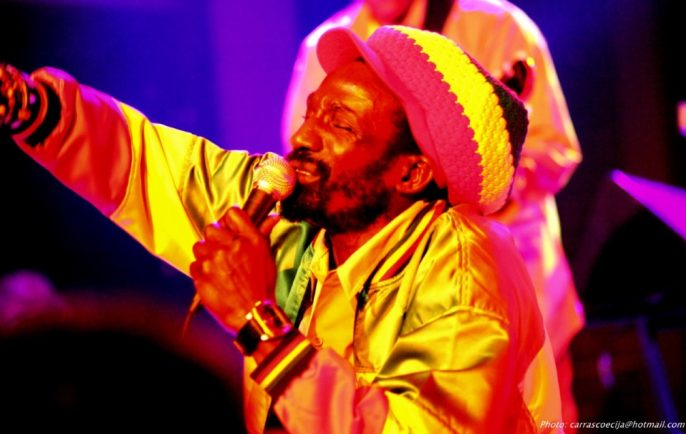 All the hits of the Majestic Bob Marley at special Palace Theatre gig