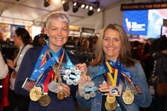 World Marathon Majors….completed it!