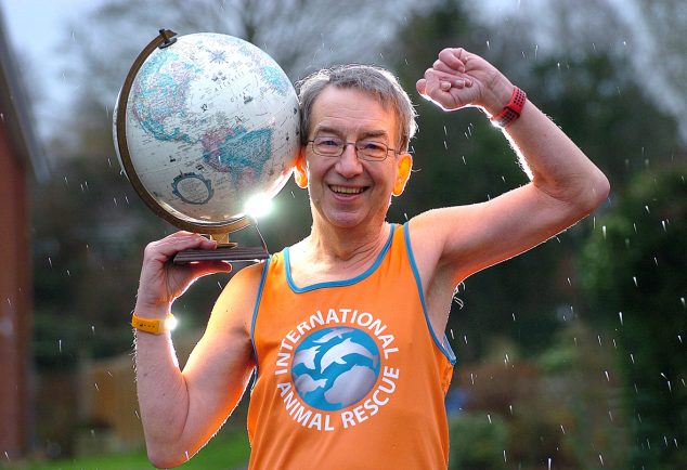 Redditch grandfather heads to the Bermudan Triangle for latest challenge