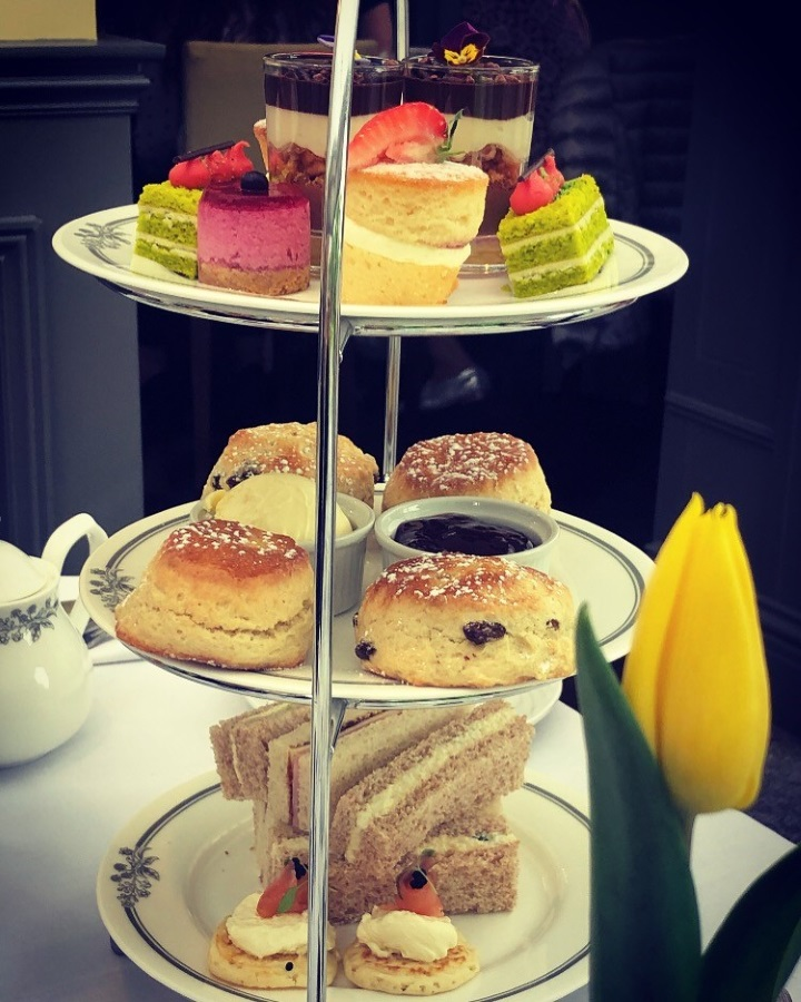 Heaven on a plate: Afternoon tea at the Southcrest Manor is sheer delight